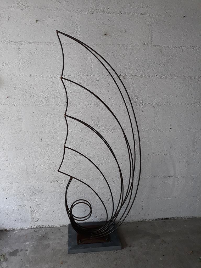 Une aile au vent