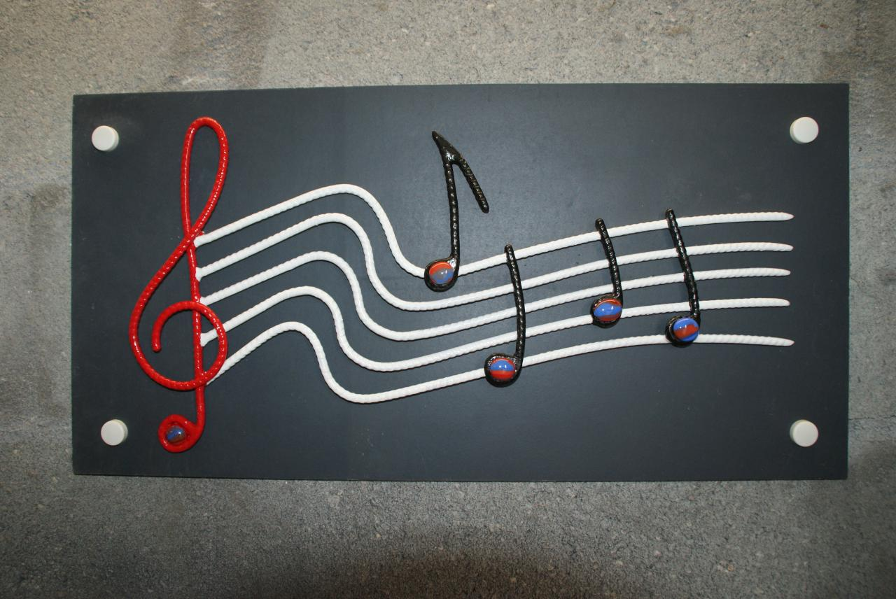 Portée musicale N°-2