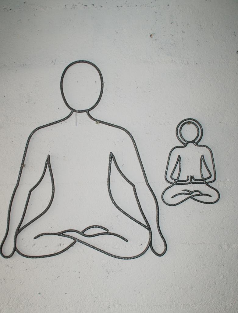 2 postures zen